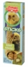 Living World Parakeet Kiwi Stick, Baked, 2.1 oz.