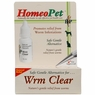 Hom Med Worm Clear Feline 15 Ml Bottle