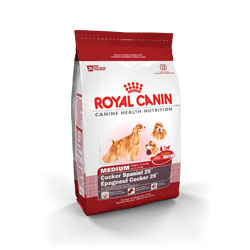Royal Canin Medium Breed Cocker Spaniel Dry Dog Food 25 Lb Bag