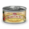 Merrick Grammy's Pot Pie Gourmet Cat Food Case of 24 / 3.2 oz Cans