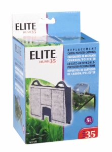 Elite Carbon Cartridge for A80, 5-pack