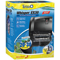 Tetra Whisper Power Filter EX30