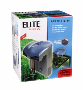 Elite Hush 35 Power Filter, UL Listed