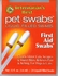 Veterinarian's Best First Aid Pet Swabs