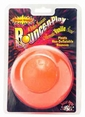 "Jolly Pets� 4.5"" Bounce-n-Play� Jolly Ball Vibrant Orange"