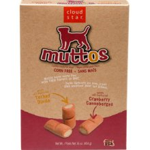 Muttos Treats Turkey & Cranberry 16 oz