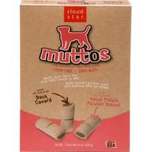 Muttos Treats Duck & Sweet Potato 16 oz