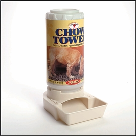 Chow Tower Pet Feeder