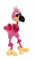 Dogit Puppy Toy, Baby Flamingo