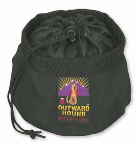 Kyjen Outward Hound No Spill Port-A-Bowl