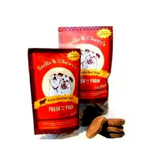 Stella & Chewy's Freeze Dried Beef Steaks (16 oz)