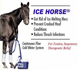 ICE HORSE� Cold Therapy System
