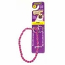 "Aspen Comfort Chain Collar, 2 Mm X 12"" Pink"