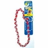 "Aspen Comfort Chain Collar, 3Mm X 22"" Red"