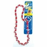 "Aspen Comfort Chain Collar, 3Mm X 24"" Red"