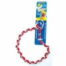 "Aspen Comfort Chain Collar, 3Mm X 26"" Red"
