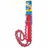 Aspen Lead Comfort Chain, 3Mm X 4Ft Red