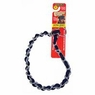 "Aspen Comfort Chain Collar, 4Mm X 24"" Black"