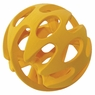 JW Pet Spider Roll Rubber Dog Toy
