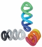 JW Pet Dogs iN Action Rubber Dog Toy