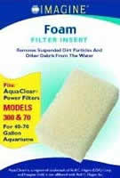 Imagine Aquaclear 70 Foam Insert 3 Pack
