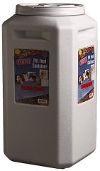 Vittles Vault 80 lb Pet Food Storage Container - Holds 80 lbs