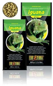 Exo-Terra Iguana Adult Food, 10 oz.