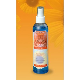 Bio Groom Klean Kitty Waterless Shampoo, 8 oz Bottle