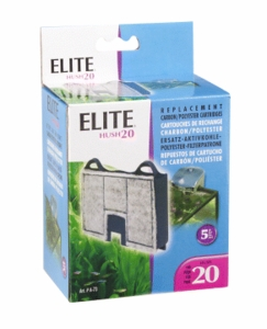 Elite Carbon Cartridgefor A70, 5-pack