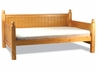 "Hardwood ""Hampton Daybed"" Style Large Size Dog Bed"