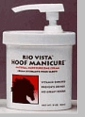Rio Vista Hoof Manicure Natural Moisturizing Cream 18oz Pump