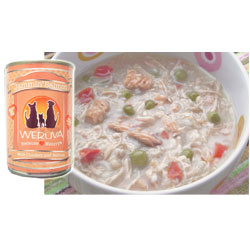 Weruva Jammin Salmon Canned Dog Food 12/14-oz cans