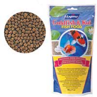 Hagen Pond Laguna Goldfish/Koi Floating Food, Medium Pellet, 2.2 lbs.