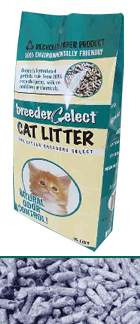 Breedercelect Cat Litter 25.8 Lb Bag