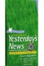 Yesterday's News Soft Texture Cat Litter 13.2 Lb Bag