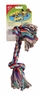(D2339) Dogit Knot-A-Rope Bone, Super Large, Multi Color