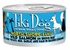 Tiki Dog North Shore Luau Wild Salmon on Brown Rice in Salmon Consomme Canned Dog Food Case of 12 / 2.8oz Cans