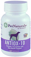 Pet Naturals Antiox 100mg For Dogs 60 Caps