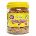 Chicken Breast Nibbles Dog Treats from PCI 1Lb Canister