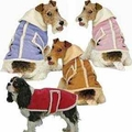 Shearling Faux Suede Dog Coats ON SALE!!