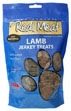Real Meat Jerky Treats Lamb Formula for Dogs 12 oz Bag