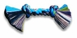 Aspen Pet Booda Multicolor Colossal Rope Bone For Dogs Over 110 lbs