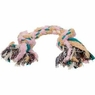 Aspen Combos Rope Bone Fleece Dog Toy- Small