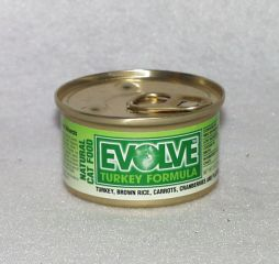 Evolve Turkey For Cats (24/3-oz)