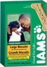 Iams� Adult Large Biscuits Original Formula 4 lbs.