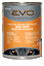 EVO Canned Dog Food Case of 12 / 13.2 oz Cans