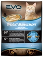 Innova Evo Weight Management Cat 2.2 Lb Bag