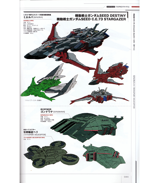 Truck Blue Book >> Mobile Suit Gundam Ship & Aerospace Plane Encyclopedia Art ...