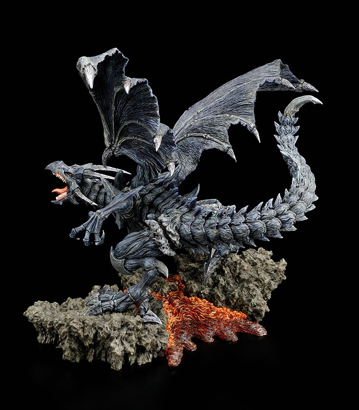 Yu-Gi-Oh! Duel Monsters: Red Eyes Black Dragon Statue