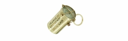 Emergency Money Charm in 14 Karat Gold